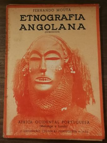 etnografia angolana, fernando mouta, africa ocidental portuguesa