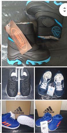 Tênis Adidas e Botas Timberland originais