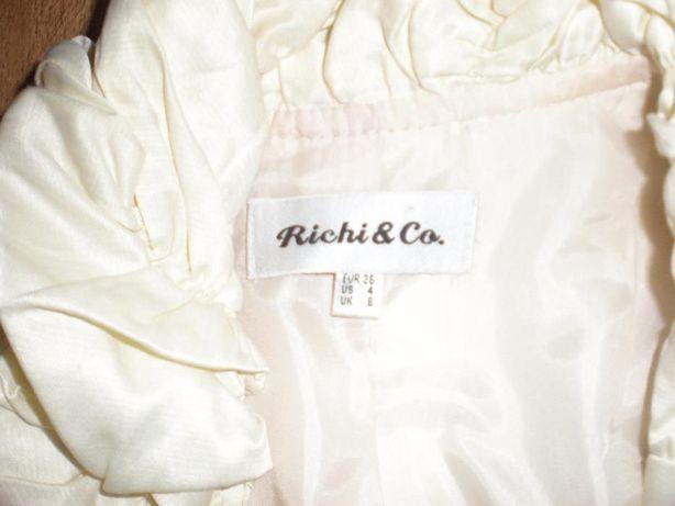 Очень элегантный пиджак дорогого бренда nina ricci