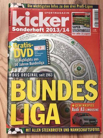 Skarb Kibica Kicker Liga Niemiecka 2013/14