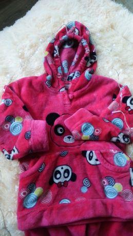 Детская пижама на девочку 7-9л