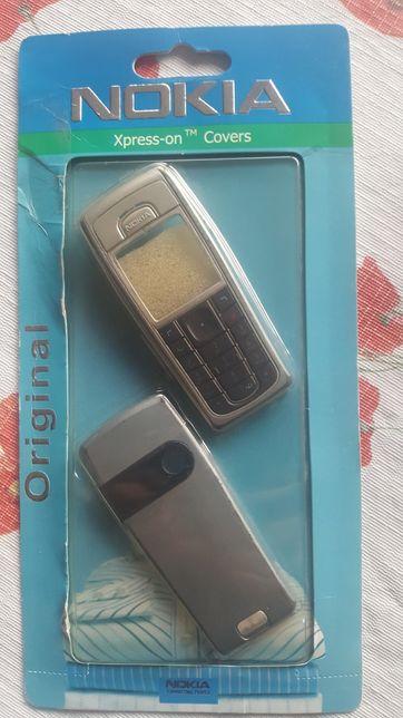 Nokia 6230i-panel przedni i tylny