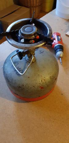 Butla gazowa 2kg turystyczna z palnikiem