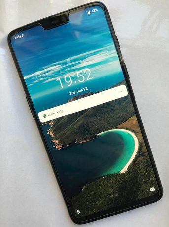 OnePlus 6 64GB Mirror Black (Preto)