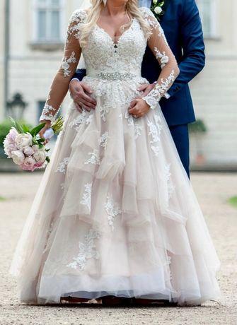 Suknia ślubna Essense of Australia