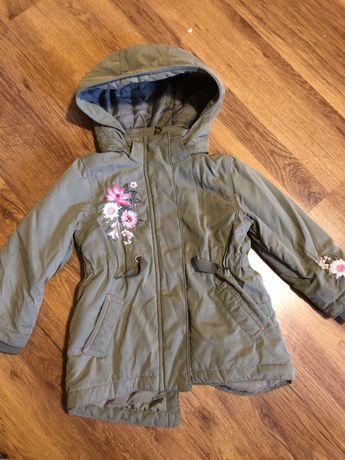 Куртка H&M весна/осень для девочки 98 размер