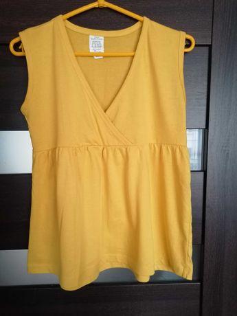 Bluzka ciążowa, top rozmiar S/M, NOWA