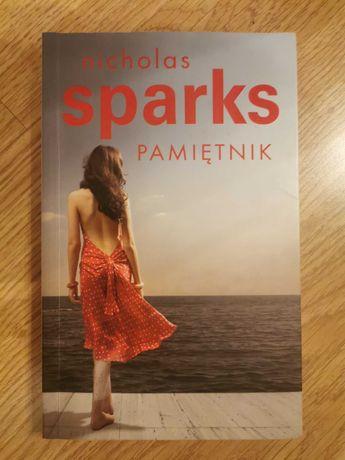 Nicholas Sparks. Pamiętnik