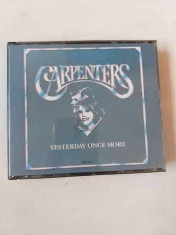 Dwie płyty CD w komplecie CARPENTERS z 85 r.