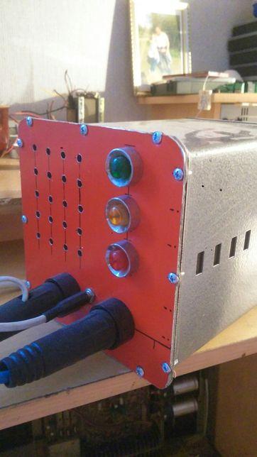 Зварочний апарат для проводів для розпайочних коробок