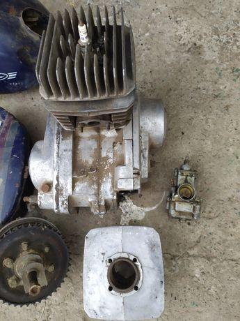 Двигатель мотор мотоцыкла Минск