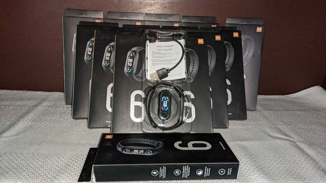SmartBand M6 e 2 Braceletes