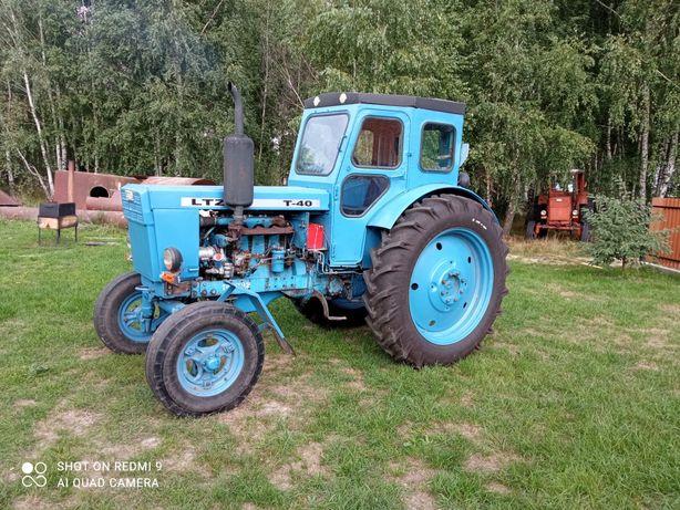 Трактор т 40 лтз