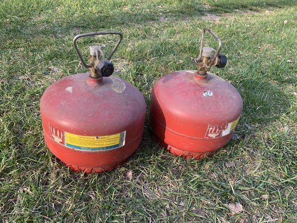 Butle gazowe 2 kg 2 szt