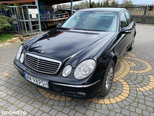 Mercedes-Benz Klasa E E350 3.5 272km Szwajcaria Lpg