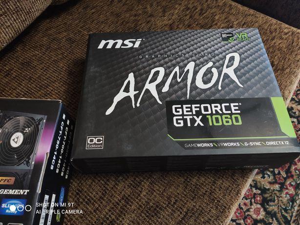 Nvidia MSI 1060 3Gb
