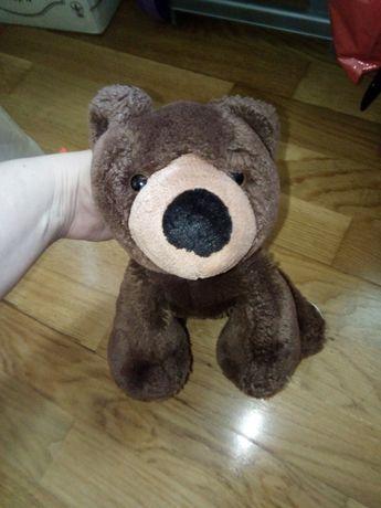 Мягкий медведик игрушка