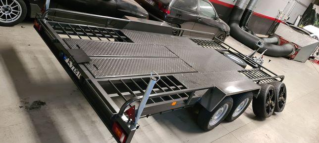 Atrelado / Reboque porta carros - NOVOS