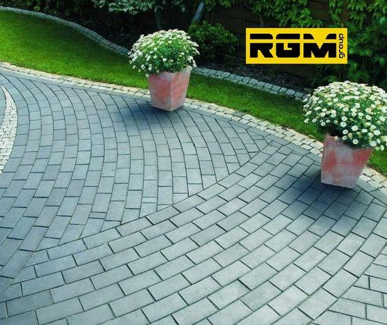 Тротуарная плитка от производителя с доставкой, серая, цветная, г. Сум