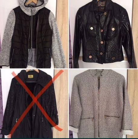 Тренч, кожаная куртка, куртка-жилетка, оверсайз тренч