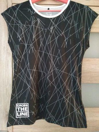 Koszulka cross fitowa roz L