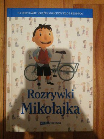 Rozrywki Mikołajka, na podstawie książek Gościnny'ego i Sempego