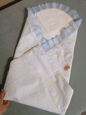Детский конверт-одеялко