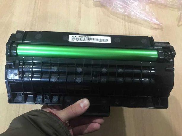 Картридж Samsung SCX-D4200A/SEE черный SCX-D4200A/ELS