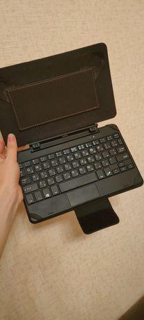 Клавиатура от планшета с чехлом