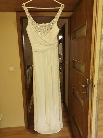 Sukienka ślubna rozmiar 40 + Bolerko