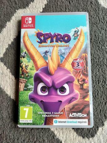 Spyro Reignited Trilogy Nintendo Switch *PL*