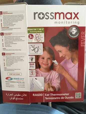 Termómetro de ouvido Rossmax