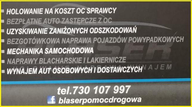 Pomoc Drogowa 24H Holowanie Laweta Dopłaty do odszkodowań HOL z Oc :)