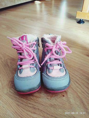 Демисезонные ботинки Cool club