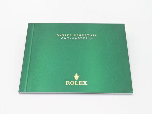Instrukcja oryginalna rolex