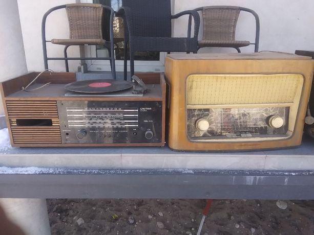 Tatry, menuet, bambino, zotiak, unitra, diora, stare radio, gramofon