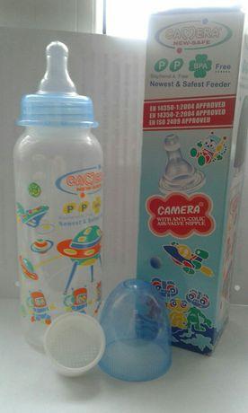 Детская бутылочка для кормления, новая, в корообке. Детские вещи.