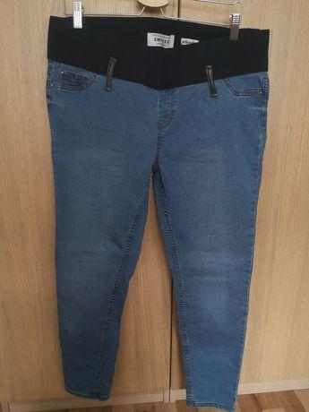 Spodnie ciążowe r. 42