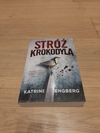 Stróż krokodyla - Engberg Katrine