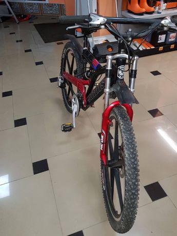 Велосипед б/у (колеса)
