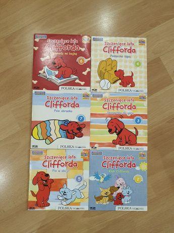 Clifford cała kolekcja