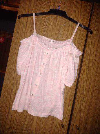 Oddam bluzkę hiszpanke dla dziecka 158 / 164