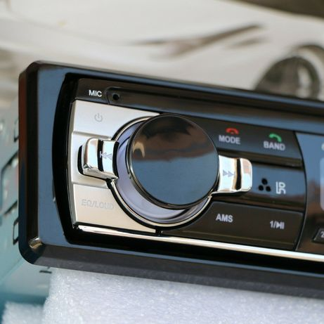 Автомагнитола Pioneer с чистым звуком 4× 60 w BLUETOOTH USB