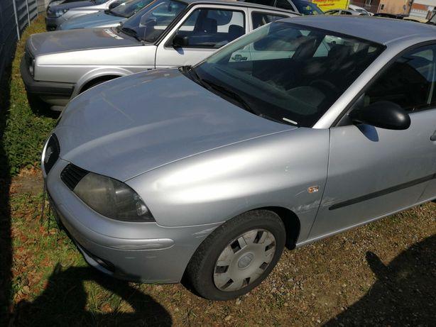 Seat Ibiza 2005 1,2 16v uszkodzony silnik kęci nie zapala.