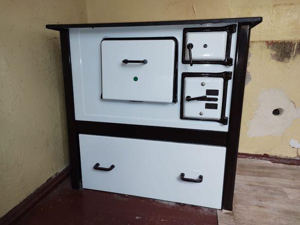 Kuchnia węglowa typu TK2 - 610 z szufladą