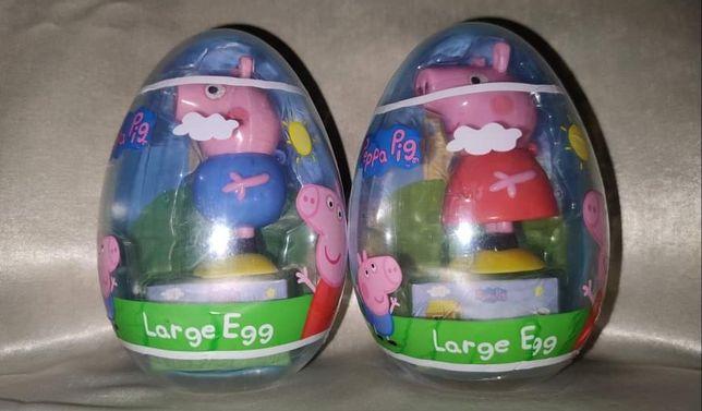 Peppa Pig Egg Świnka Peppa i George