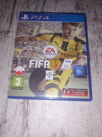 Fifa 17 PL ‐ gra Playstation 4 ‐ PS4