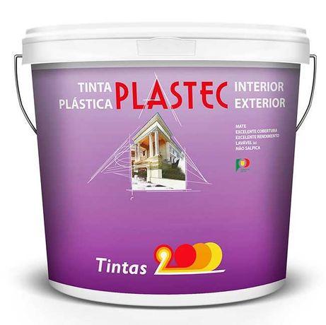 Plastec - Tinta Lavável (Aquosa)