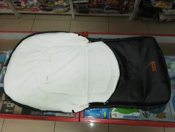 Śpiworek do wózka polar sensilo 95×40 cm
