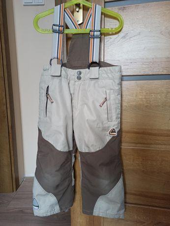 Spodnie narciarskie 104-110